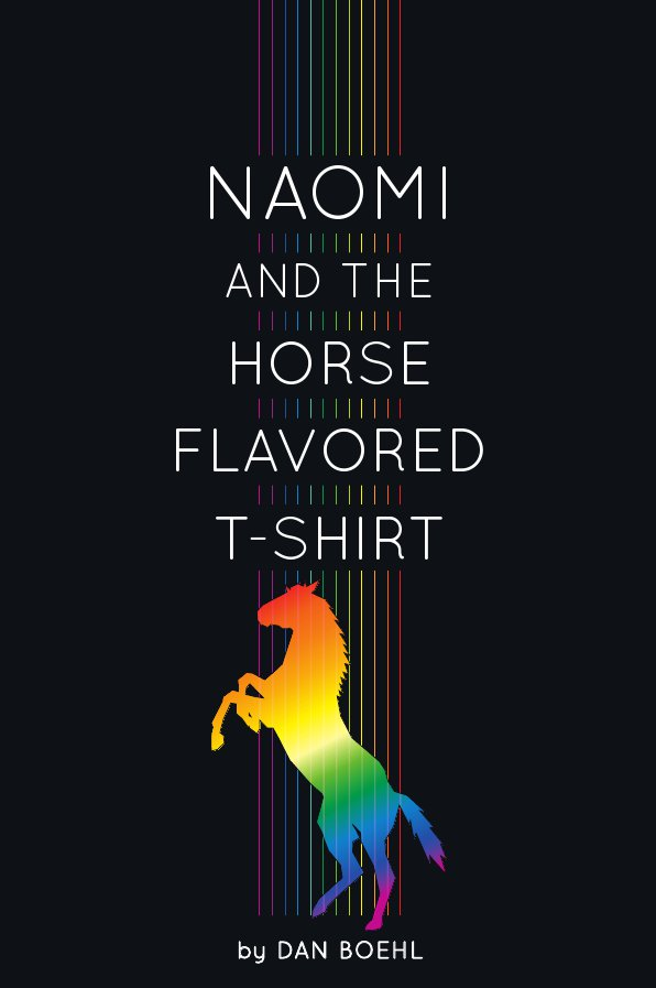 Naomi and the Horse-Flavored T-Shirt