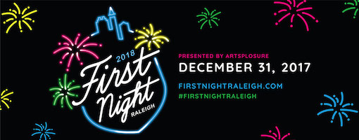 First Night Raleigh 2018