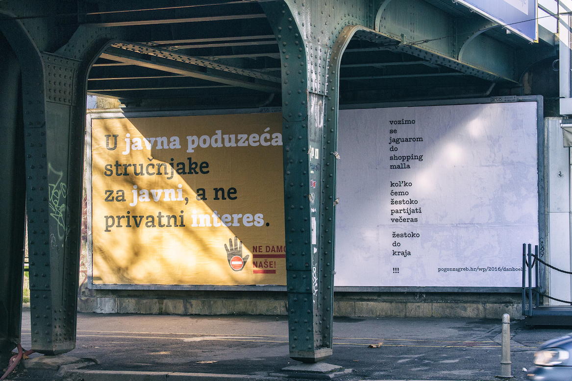 Dan Boehl Pogon Billboard